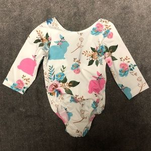 ADORABLE BUNNY OUTFIT for Easter/Spring time NWOT